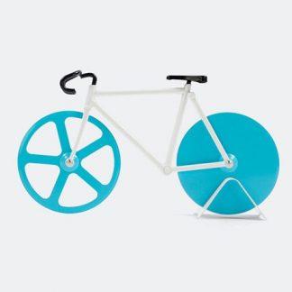 Pizzaskärare - Cykel, Blå