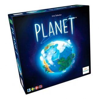 Planet Sällskapsspel