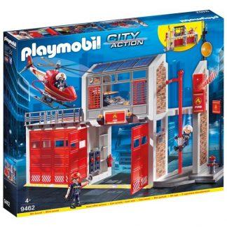 Playmobil City Action - Stor brandstation 9462