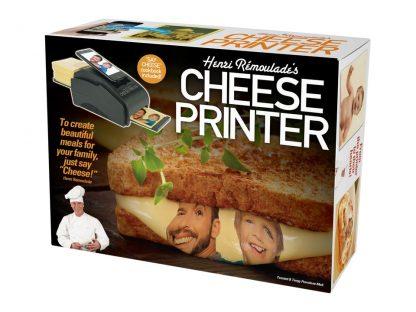 Prank-O Presentlåda - Cheese Printer
