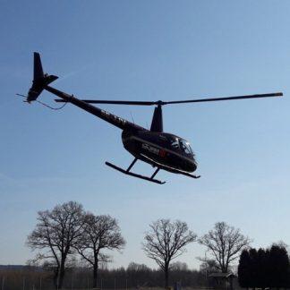 Privat helikoptertur över Malmö (3 personer)