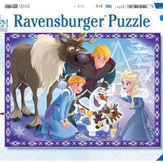 Ravensburger Frozen Pussel XXL 100 bitar