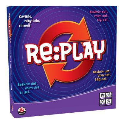 Re:Play Sällskapsspel