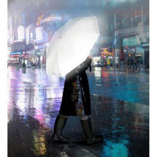 Reflekterande Paraply