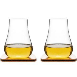 Sagaform - Whiskyprovarglas, Club (2-pack), Klar