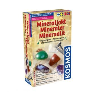 Science Kit - Minerals (Nordic)