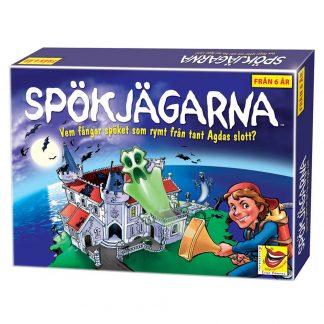Spökjägarna Sällskapsspel