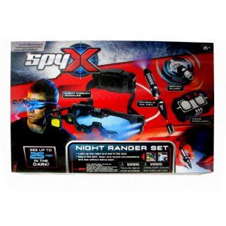 SpyX Night Ranger set 4 delar