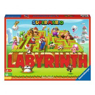 Super Mario Labyrinth Sällskapsspel