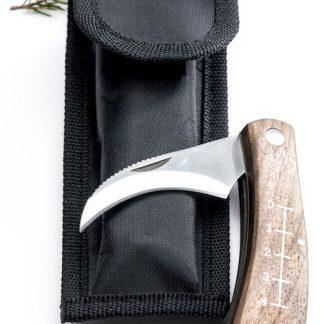 Svampkniv i fodral - Sagaform
