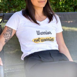 T-shirt dam vit XL