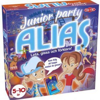 Tactic - Junior Party Alias