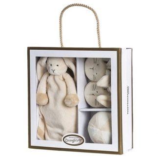 Teddykompaniet - Diinglisar - Giftbox kanin