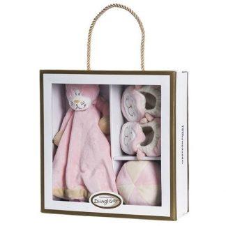 Teddykompaniet - Diinglisar - Giftbox katt