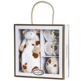 Teddykompaniet - Diinglisar - Giftbox kossa