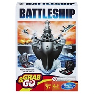 Tidningen Battleship Grab And Go - Resespel 1 nummer