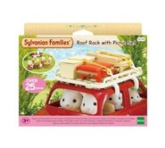 Tidningen Sylvanian Families Roof Rack With Picnic Set 1 nummer