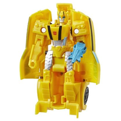 Transformers - Cyberverse - 1 Step Changer Bumblebee