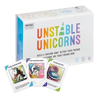 Unstable Unicorns Sällskapsspel