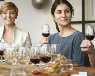 Vinprovning med Mat