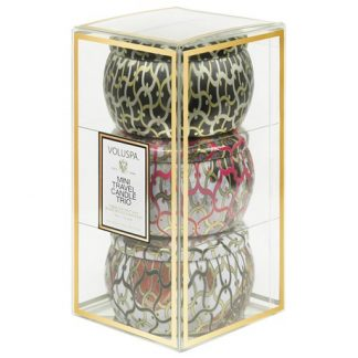 Voluspa doftljus - Maison Collection (3-pack), Multi