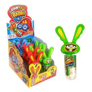 X-Treme Rabbit Pop Godis - 23 gram