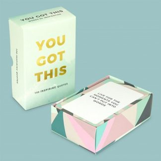 You Got This - Motivationskort, Multi