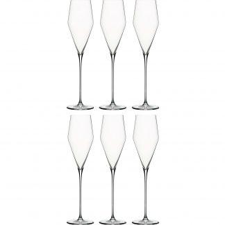 Zalto Champagneglas 220 ml. 6 st.