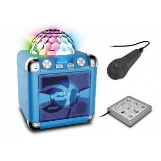 iDance Party Cube Högtalare med discokula
